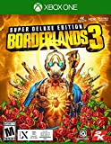 Borderlands 3 Super Deluxe Edition Xbox One (Video Game)