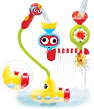 Yookidoo Bath Toy – Submarine Spray Station – Battery Operated Water Pump..
