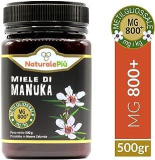 Miel de Manuka Producida en Nueva Zelanda, activa y cruda