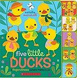 Five Little Ducks (Fingers & Toes Nursery Rhymes)