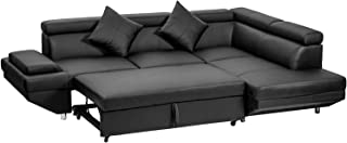 FDW Sofa Sectional Sofa Bed futon Sofa Bed Sofa for Living Room Couches and Sofas Sleeper..