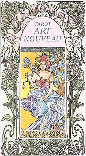 SCARABEO-JEUX Tarot Art Nouveau