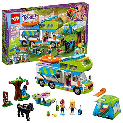 LEGO Camper Van Building Set