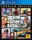 Grand Theft Auto V (GTA 5) Premium Edition PS4