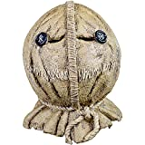 Trick or Treat Studios Men's Trick R Treat-Sam Burlap Full Head Mask, Multi, One Size