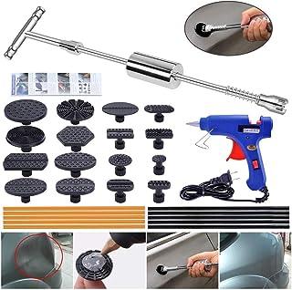 YOOHE Paintless Dent Repair Puller Kit – Dent Puller Slide Hammer T-Bar Tool with..