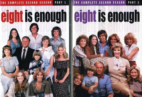 Eight Is Enough: Season Two Part 1 & Part 2 Comple [Edizione: Stati Uniti]