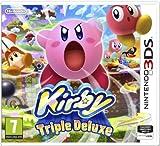 Kirby Triple Deluxe. Jeu de plateforme. Kirby doit évoluer et surmonter des obstacles dans sept mondes pour récupérer des soleils. Kirby dispose de pouvoirs étonnants : grâce a son souffle surpuissant, il peut aspirer tout ce qui se trouve sur sa rou...