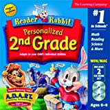 Reader Rabbit Personalized 2nd Grade Deluxe (Compatible with Windows 7 (32-bit Only), Vista/XP)