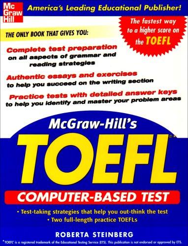 McGraw-Hill's TOEFL CBT