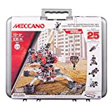 Meccano - 6032896 - Jeu de Construction - Mallette Super Construction