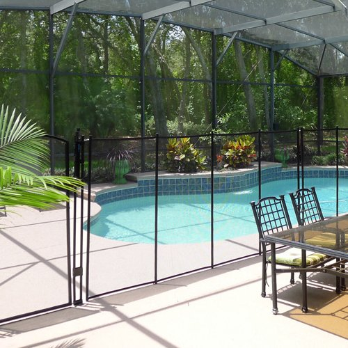 Sentry Safety Pool Fence Visiguard is...