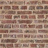 Papier peint brique pierre imitation Tapisserie couloir 302191 30219-1...