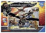 Ravensburger - 100156 - Puzzle Enfant Classique - Dragons - 150 Pièces XXL