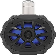 BOSS Audio Systems MRWT69RGB Marine Waketower Speaker System – 600 Watts Of Power,..