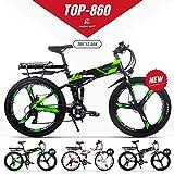 GUOWEI Rich BIT RT-860 36V 12.8AH 250W Vélo Pliant électrique vélo Tout...
