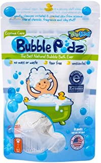TruKid Bubble Podz Care for Sensitive Skin – Non Toxic Unscented Wellness Calming..