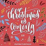 Christmas Is Coming 2020 Wall Calendar