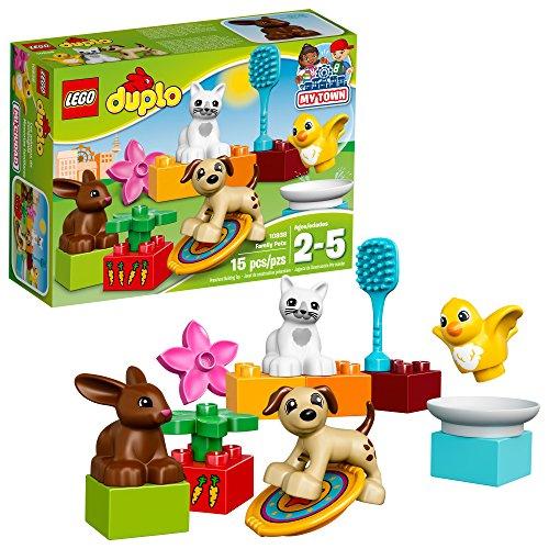 LEGO DUPLO Town 6175775 DUPLO Family Pets 10838, Multi