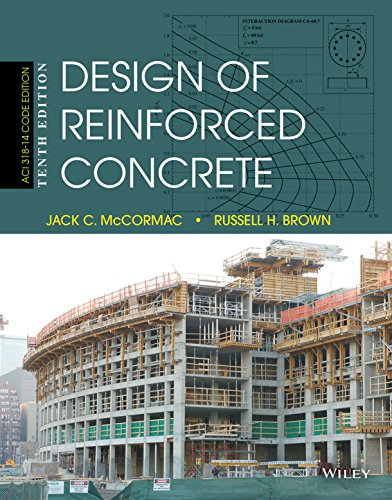 Design of Reinforced Concrete, 10th Edition