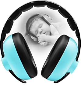 BBTKCARE Earmuffs Infant Hearing Protection Baby Headphones Noise Cancelling Headphones..