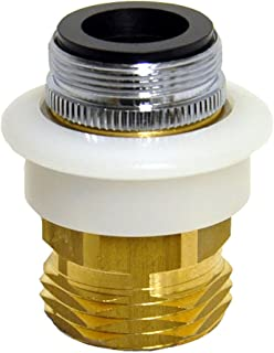 DANCO Dishwasher Snap Coupling Adapter, 15/16 in.-27M or 55/64 in.-27F x 3/4 in. GHTM,..