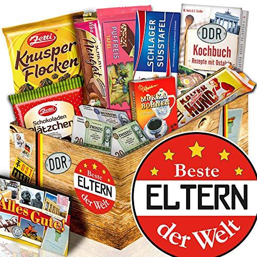 Beste Eltern der Welt / DDR Waren / besondere Geschenke für Mütter
