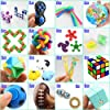 28 Pack Sensory Toys Set, Relieves Stress and Anxiety Fidget Toy for Children Adults, Special Toys Assortment for Birthday Party Favors, Classroom Rewards Prizes, Carnival, Piñata Goodie Bag Fillers #2
