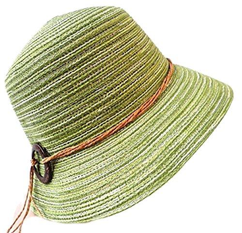 Wegener Damen Damenmütze Cap Sonnenhut Kofferhut Reisehut Urlaub Sonnenschutz