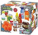 Imitations d'aliments pour enfants 20 pièces