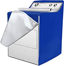 Washer Dryer Covers,Dryer Vent Cover for Washing Machine and Front-Loading Dry Machine..