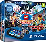 Contenu du pack : PS Vita Carte Mémoire 8 Go Code de téléchargement pour les jeux suivants LEGO Movie LEGO Batman 3 LEGO The Hobbit Contact du support de Sony : 01 70 70 07 78