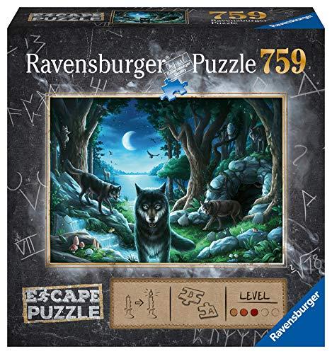 Ravensburger 759 Piezas Escape The Puzzle (16434)