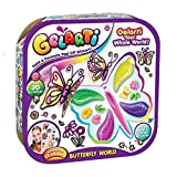 Gelarti - 8295 - Kit de Loisir Créatif - Coffret Papillons