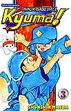 Ninja Baseball Kyuma Volume 3