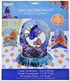 FAST BIRTHDAY Finding Dory Table Decorating Kit 23 piece