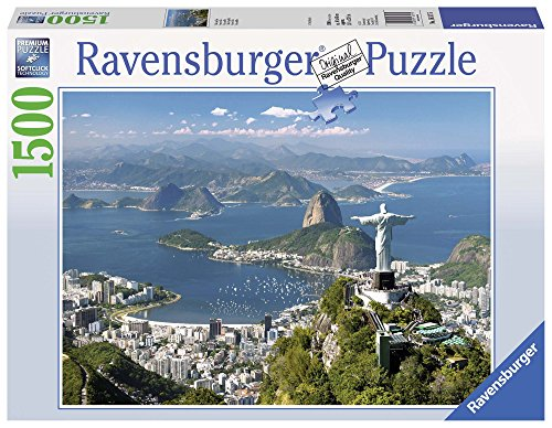 Ravensburger 16317 Vista su Rio Puzzle, 1500 Pezzi