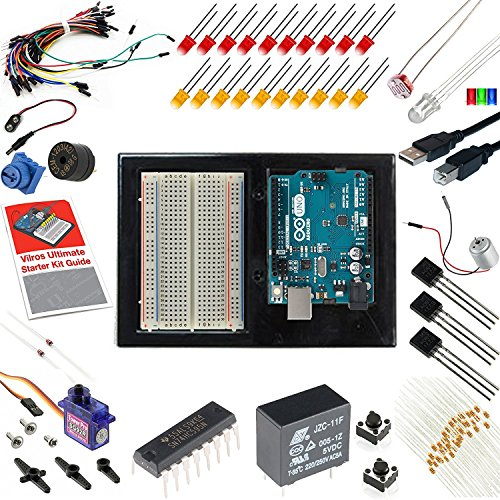 Vilros Arduino Uno Ultimate Starter Kit...