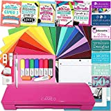 Silhouette Cameo 3 Glitter Pink Edition Bluetooth Educational Bundle...