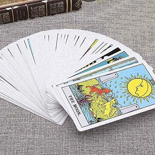 TAROT The Classic Collection of Rider Deck Cards with Guide...