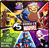 5-Minute Marvel, Fast-Paced Cooperative Card Game for Marvel Fans and Kids Aged 8 and Up (Toy)