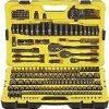 STANLEY Professional Grade Black Chrome NEW Mechanics Tool Set (Socket Set-229 pieces)