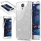 Coque Galaxy S4,Etui Galaxy S4,Galaxy S4 Case,Intégral 360 Degres avant +...