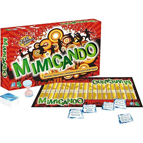 Mimicando - Jogo de Mímica - NIG