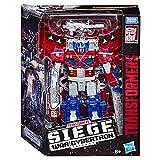 Transformers Generation War For Cybertron - Robot Leader Optimus Prime - 17,5cm...