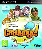 National Geographic Challenge! (PlayStation 3) PlayStation Move Supported
