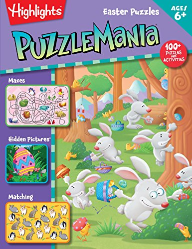 Easter Puzzles (Highlights Puzzlemania Activity Books)