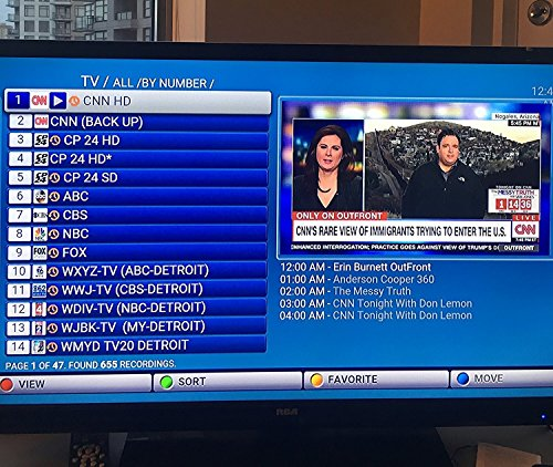 Labor Day Sale 1 Year IPTV Subscription 3000 Channels Including Video on Demand and Pay Per View; WiFi or Ethernet Capability for Channels from USA, South America, Europe & More