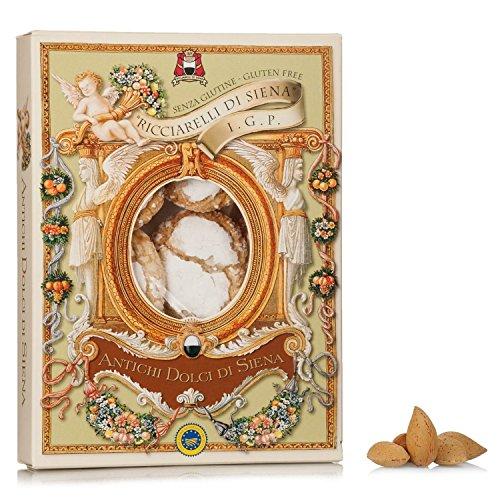 Ricciarelli di Siena Igp 250 gr. - Antichi dolci di Siena