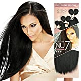 Bobbi Boss Synthetic Hair Weave Forever Nu7 Kinky Perm 7Pcs (4)